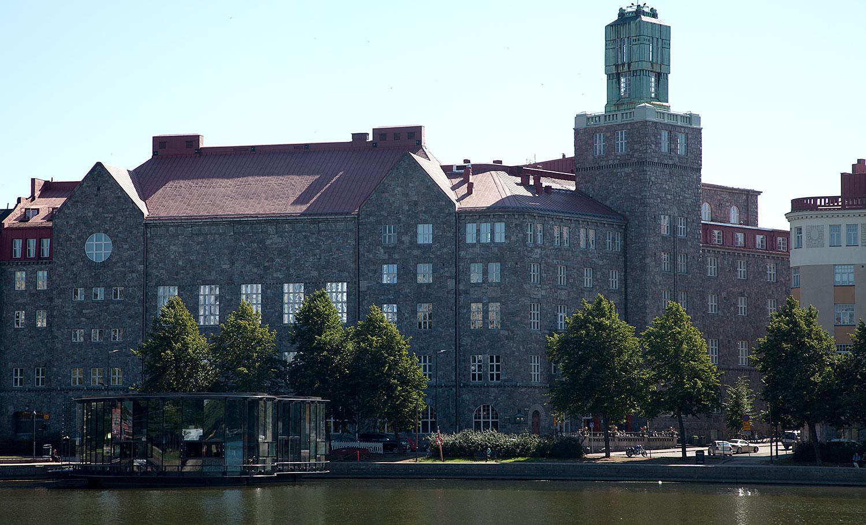 Folkets hus Helsingfors.